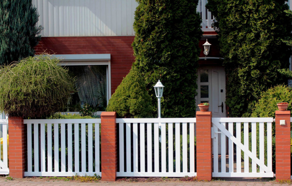 panele ogrodzenia