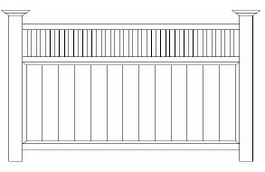 parkanowo-balustradowe